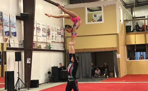 14 teams added to Acro's U.S. National Team